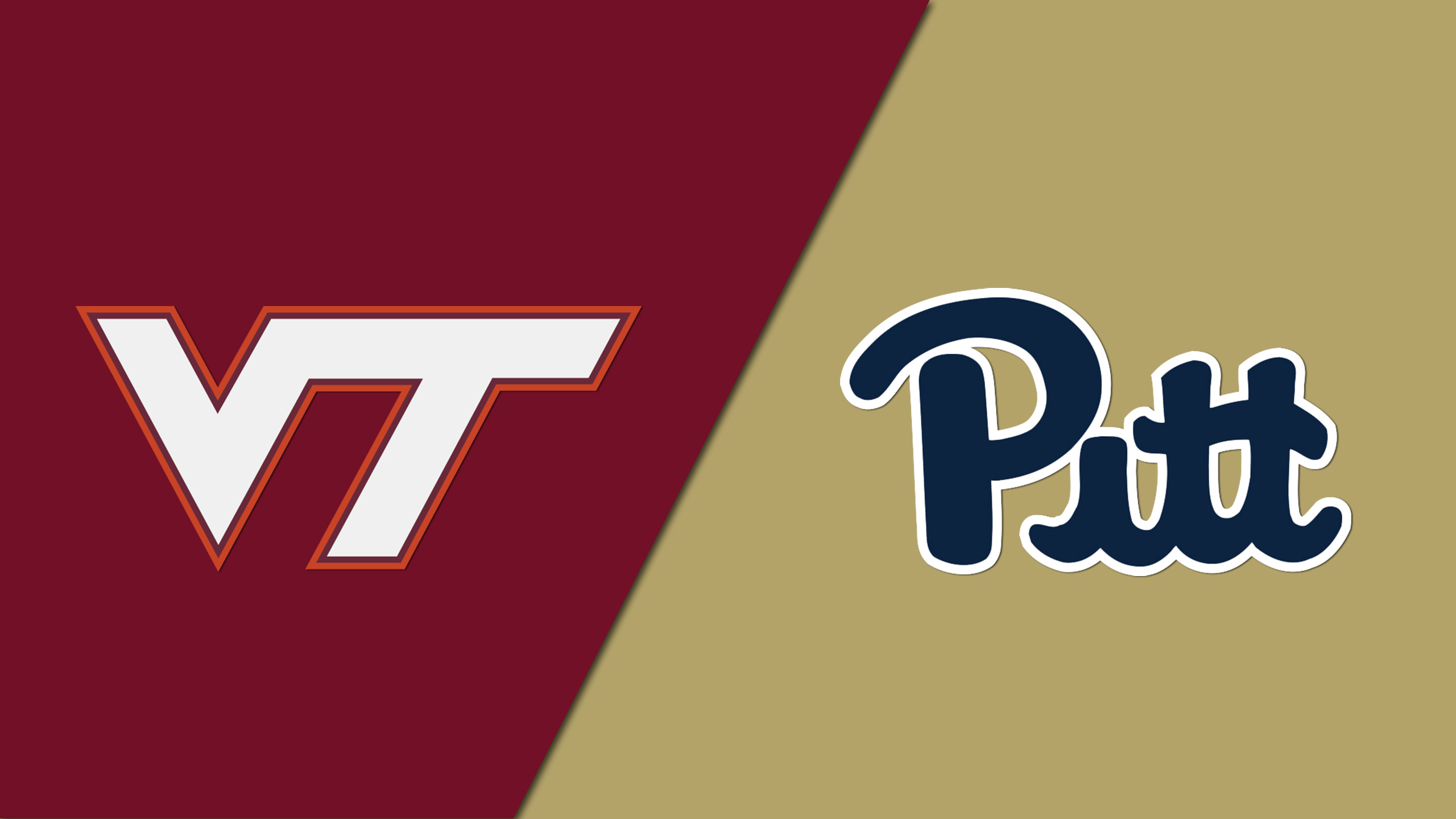 Virginia Tech vs. Pittsburgh (Football) (re-air)