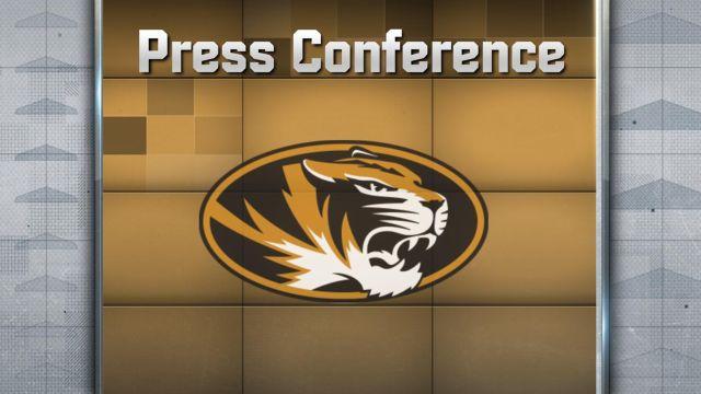 Missouri Football Press Conference