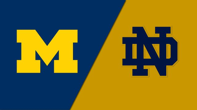 Michigan vs. Notre Dame (M Soccer)