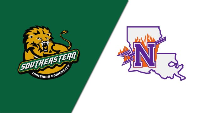 Southeastern Louisiana vs. Northwestern State (M Basketball)