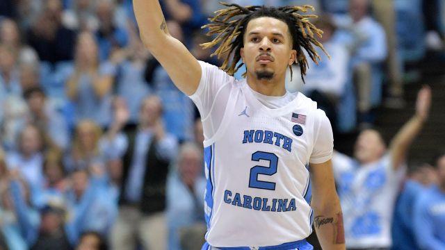 Gardner-Webb vs. #6 North Carolina (M Basketball)