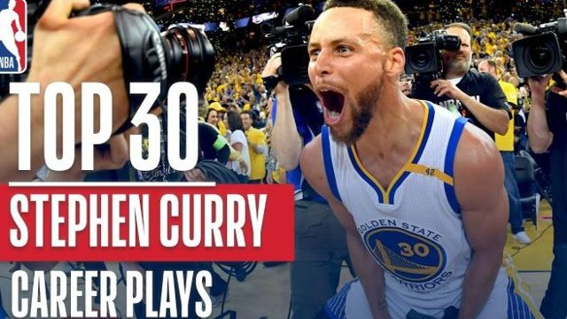 Stephen Curry Top 30 Career Plays