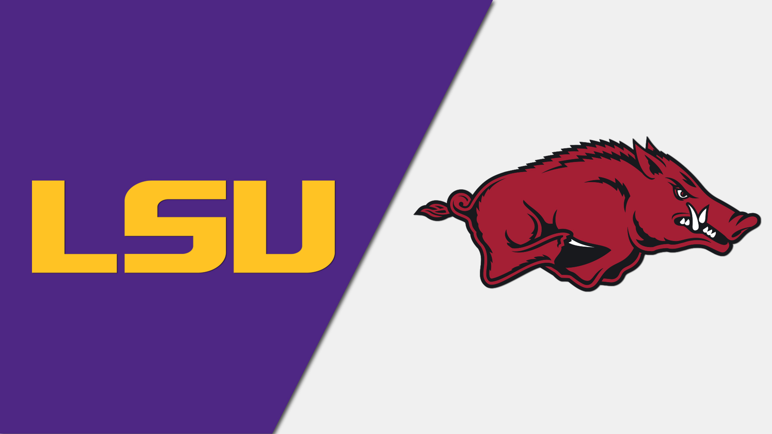 #6 LSU vs. #25 Arkansas (Softball)