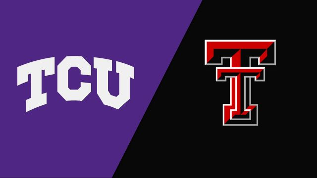 TCU vs. #10 Texas Tech (Baseball)