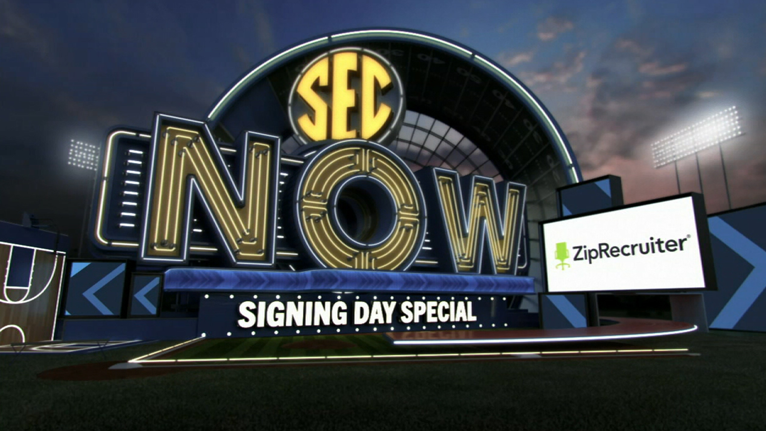 SEC Now: Signing Day Special Presented by ZipRecruiter