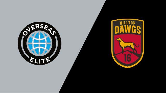 Overseas Elite vs. Hilltop Dawgs (UMBC Alumni) (Regional Round)