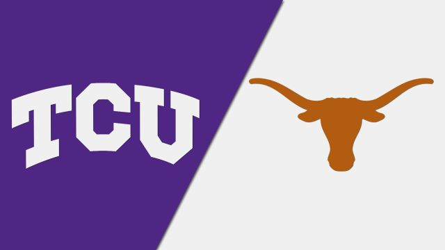 TCU vs. #23 Texas (re-air)