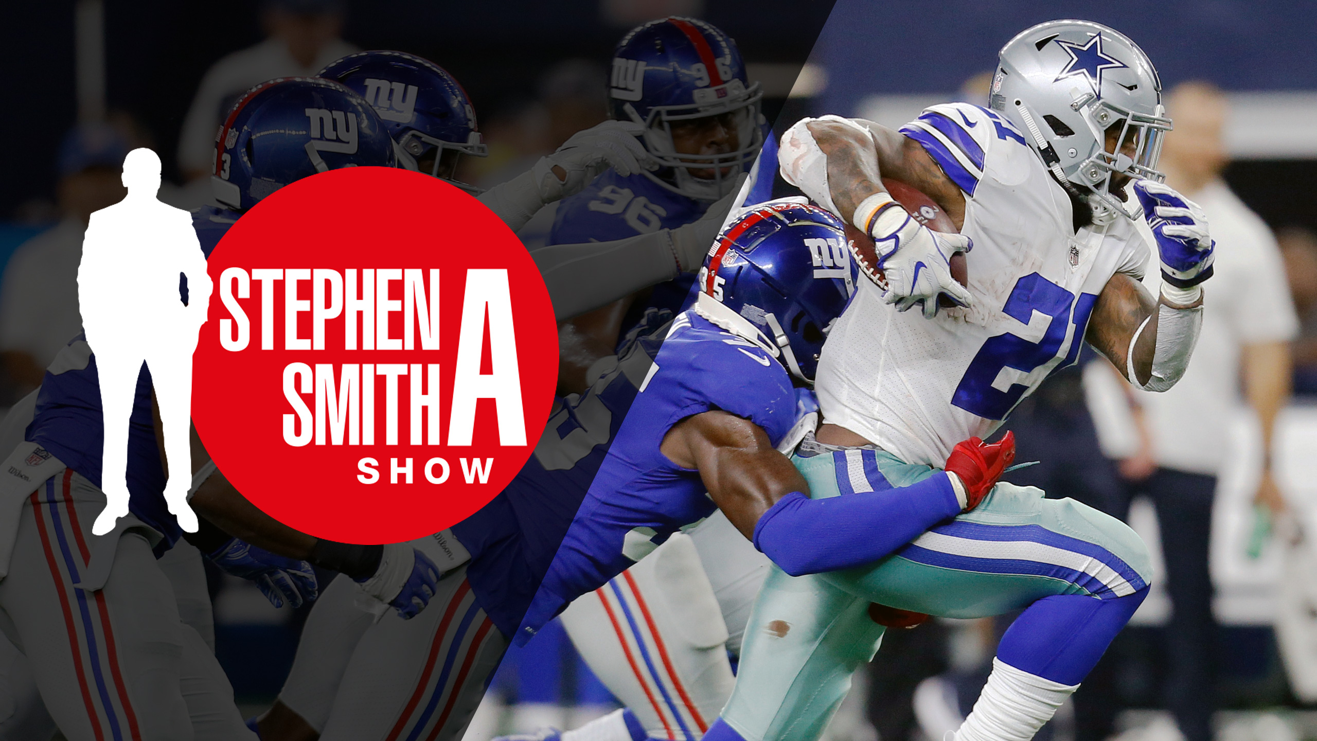 Mon, 9/17 - The Stephen A. Smith Show