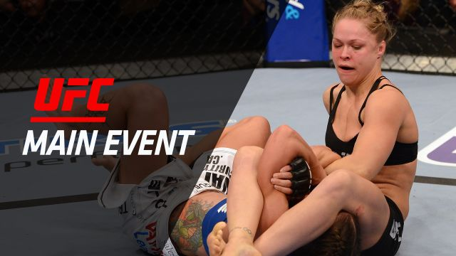 UFC Main Event: Rousey vs. Carmouche