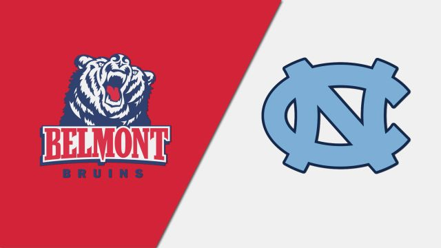 Belmont vs. #1 North Carolina (First Round) (NCAA Women's Soccer Championship)