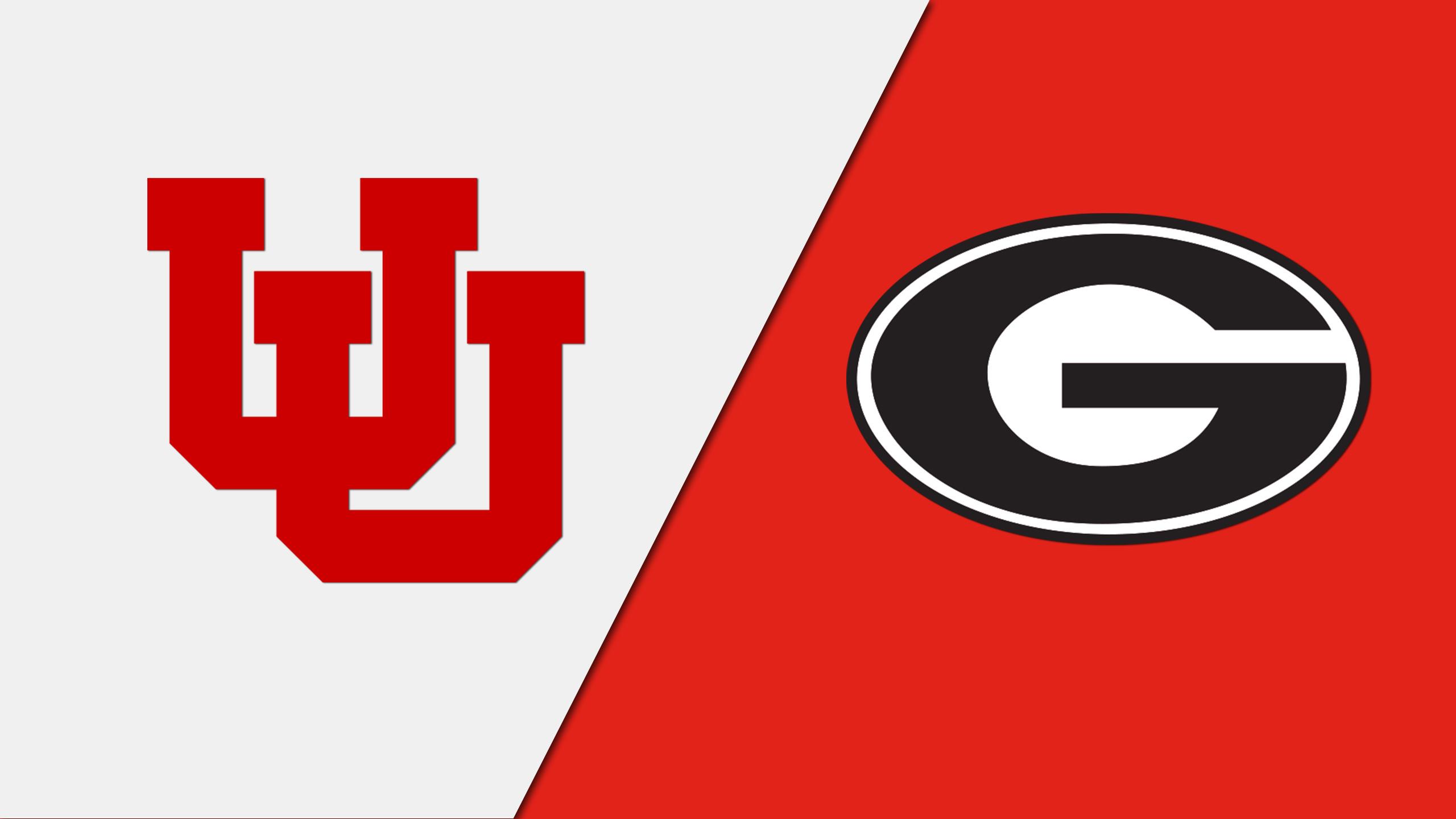 Utah vs. Georgia