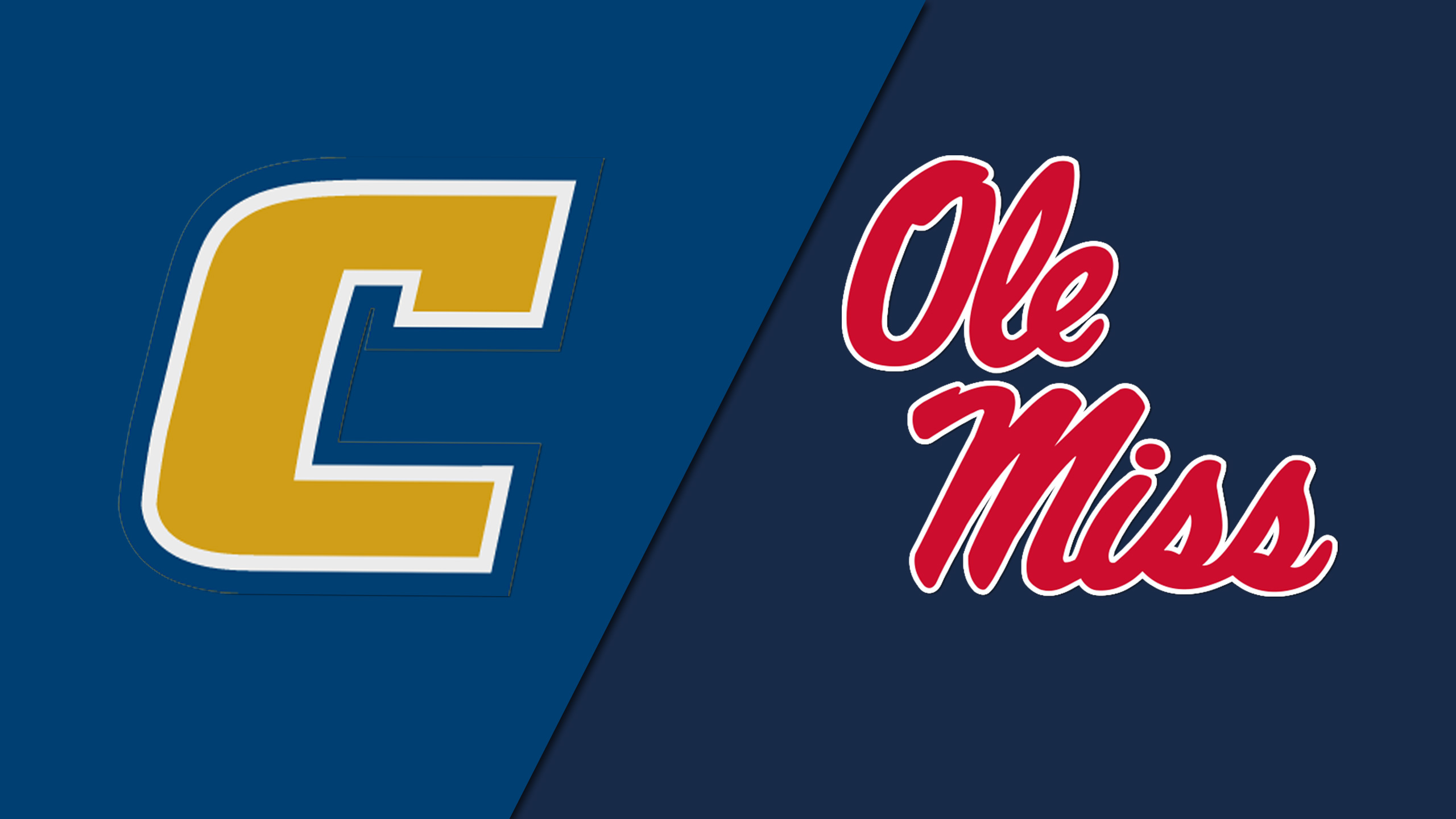 Chattanooga vs. Ole Miss (M Basketball)