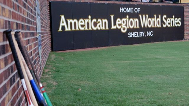 2019 American Legion World Series as part of Summer of Next Presented by GEICO