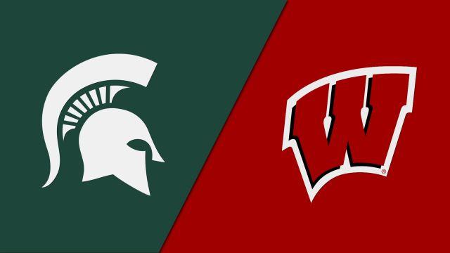 Michigan State vs. Wisconsin (M Hockey)