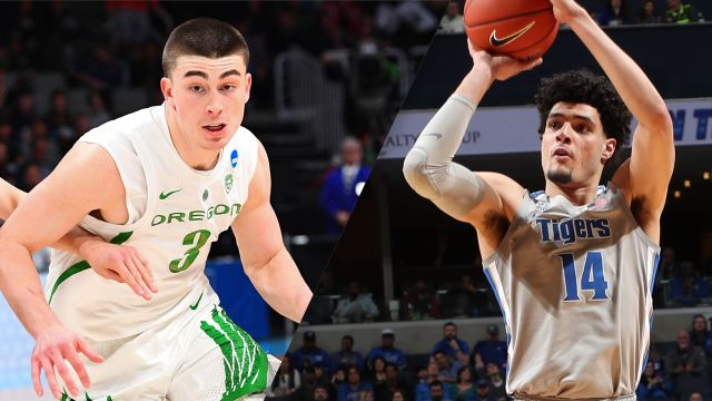 #14 Oregon vs. #13 Memphis (M Basketball)