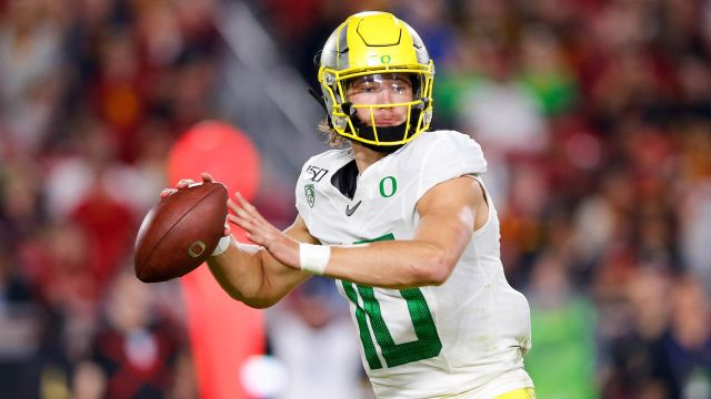 Arizona vs. #6 Oregon (Football)
