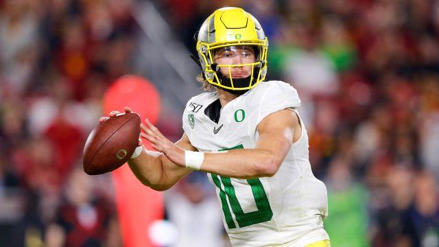 Arizona vs. #6 Oregon (Football)