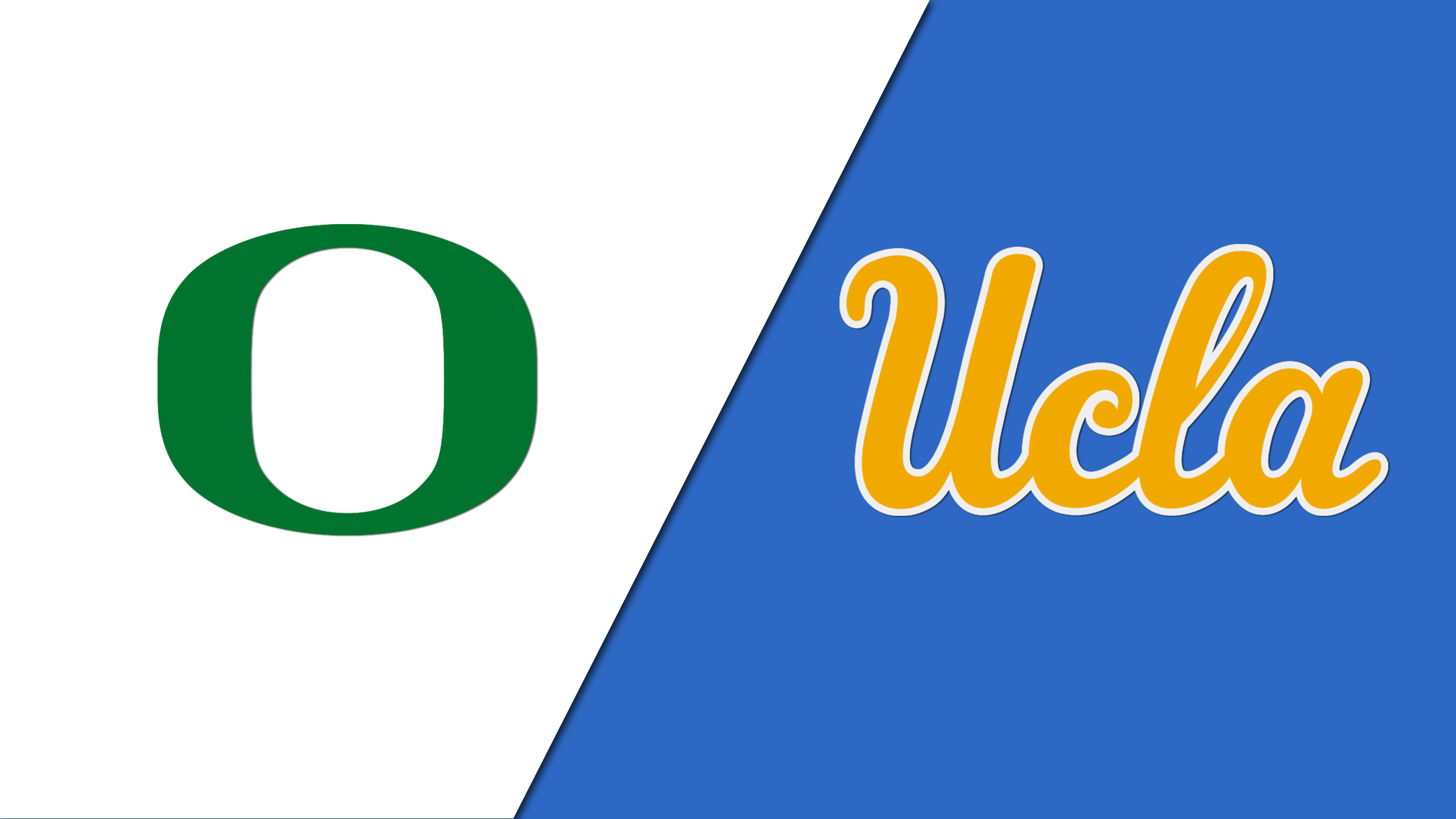Oregon vs. UCLA (M Basketball) (re-air)