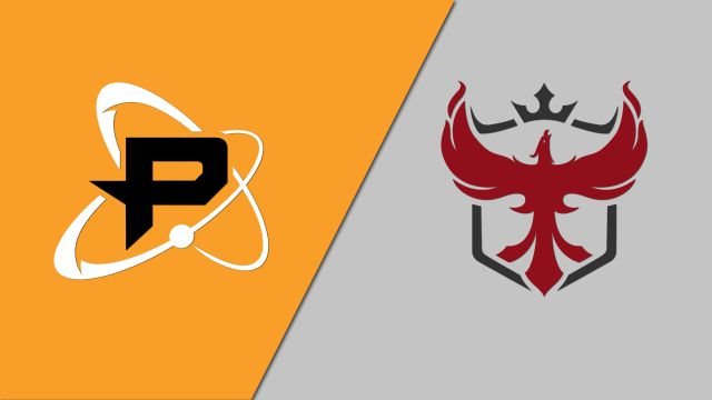 Philadelphia Fusion vs. Atlanta Reign (Esports)