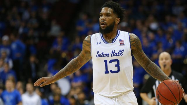 Sun, 12/8 - #16 Seton Hall vs. Iowa State (M Basketball)