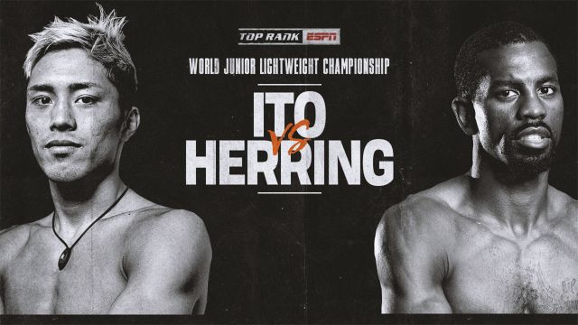 In Spanish - Ito vs. Herring Main Event