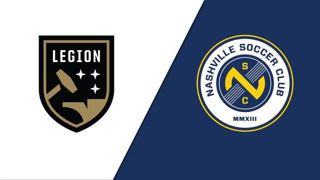 Birmingham Legion FC vs. Nashville SC (USL Championship)