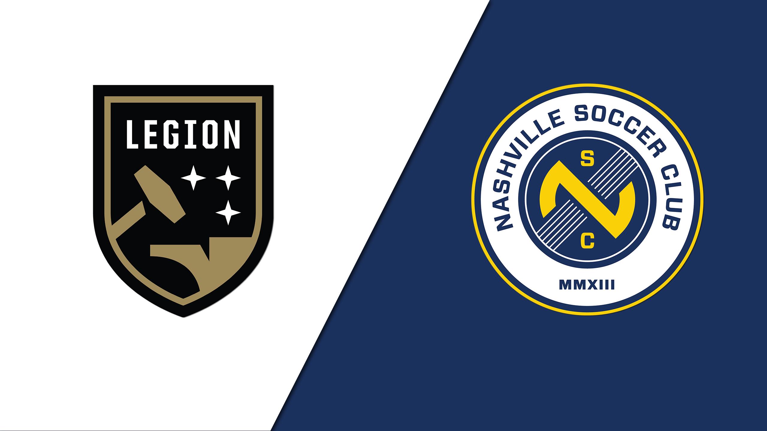 Birmingham Legion FC vs. Nashville SC