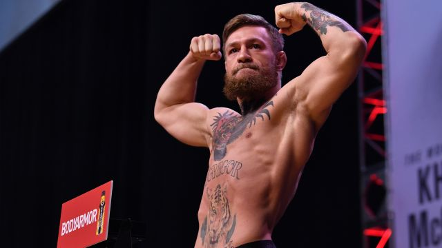 UFC 246 Weigh-In: McGregor vs. Cowboy