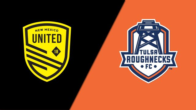 New Mexico United vs. Tulsa Roughnecks FC (United Soccer League)