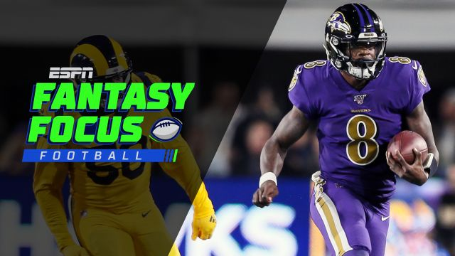 Fantasy Focus Live! Monday Night Football recap