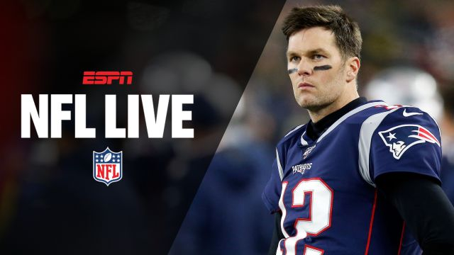 Thu, 2/27 - NFL Live Presented by Courtyard by Marriott