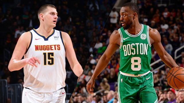 In Spanish-Denver Nuggets vs. Boston Celtics