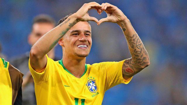 Coutinho é o melhor jogador da Copa do Mundo até aqui?