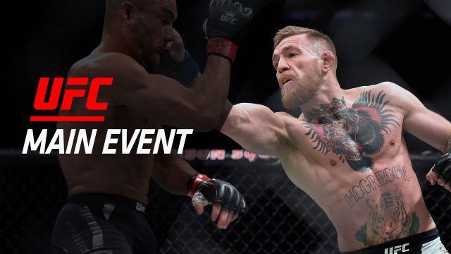 UFC Main Event: McGregor vs. Alvarez