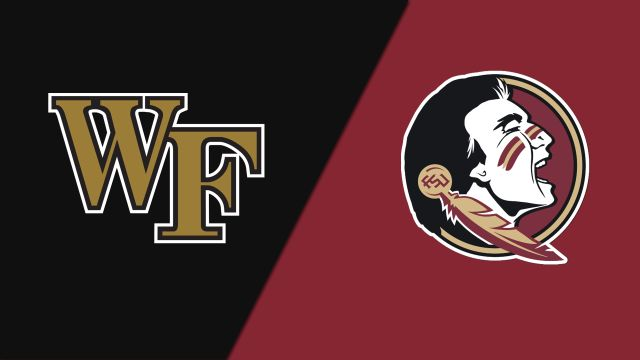Wake Forest vs. Florida State (Pool C) (Baseball)