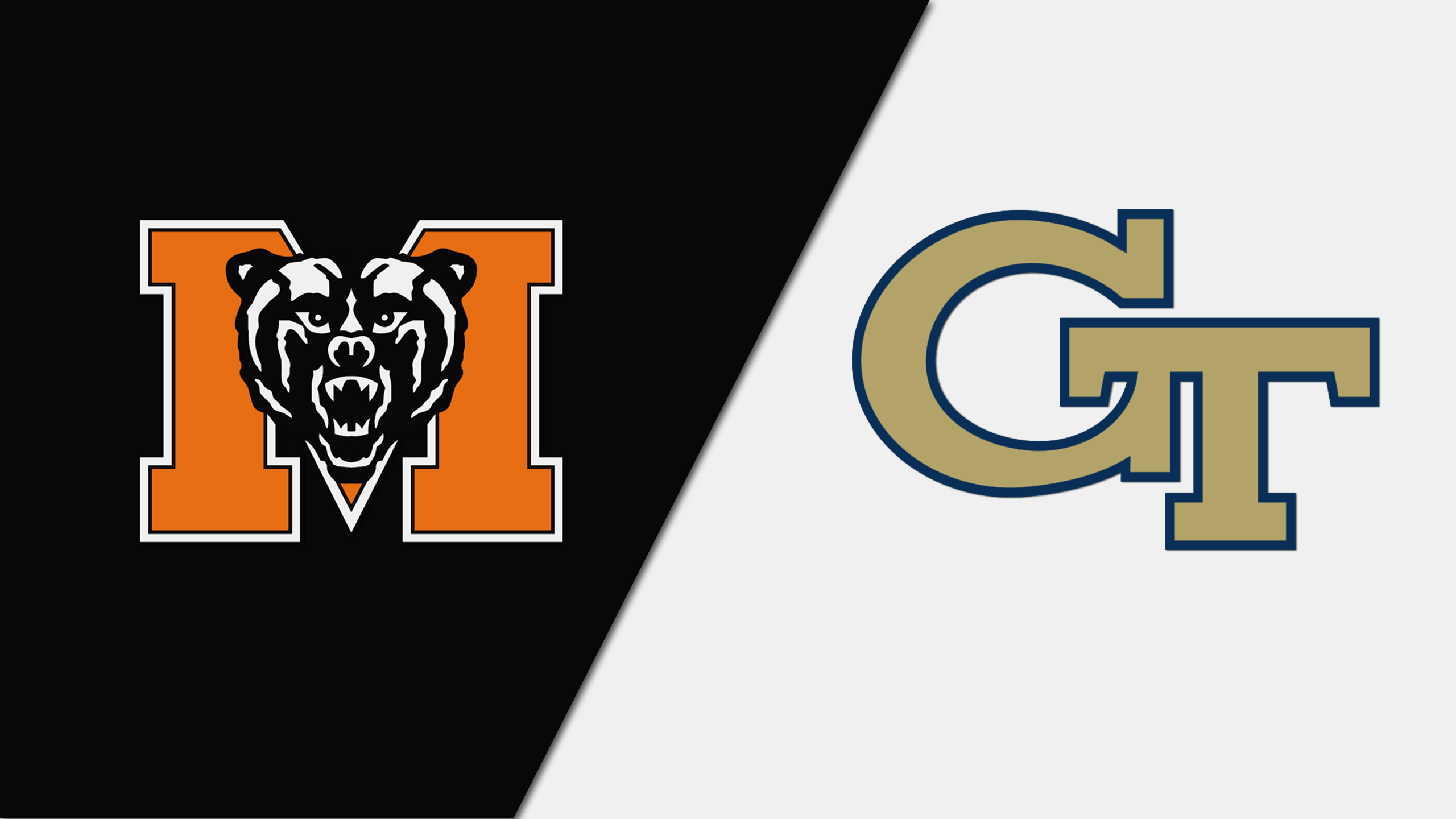 Mercer vs. Georgia Tech
