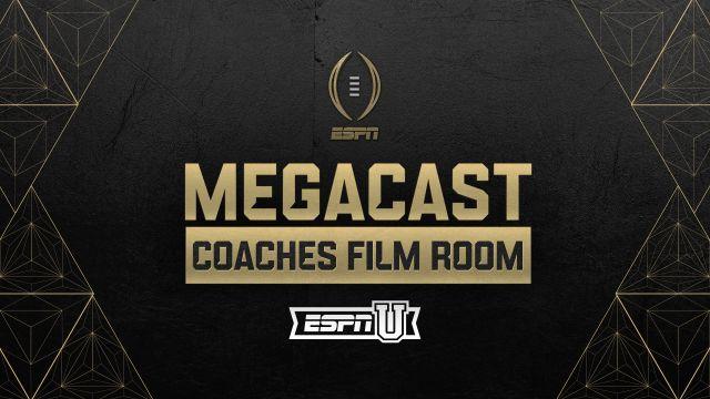 Coaches Film Room-#3 Clemson vs. #1 LSU (College Football Playoff)