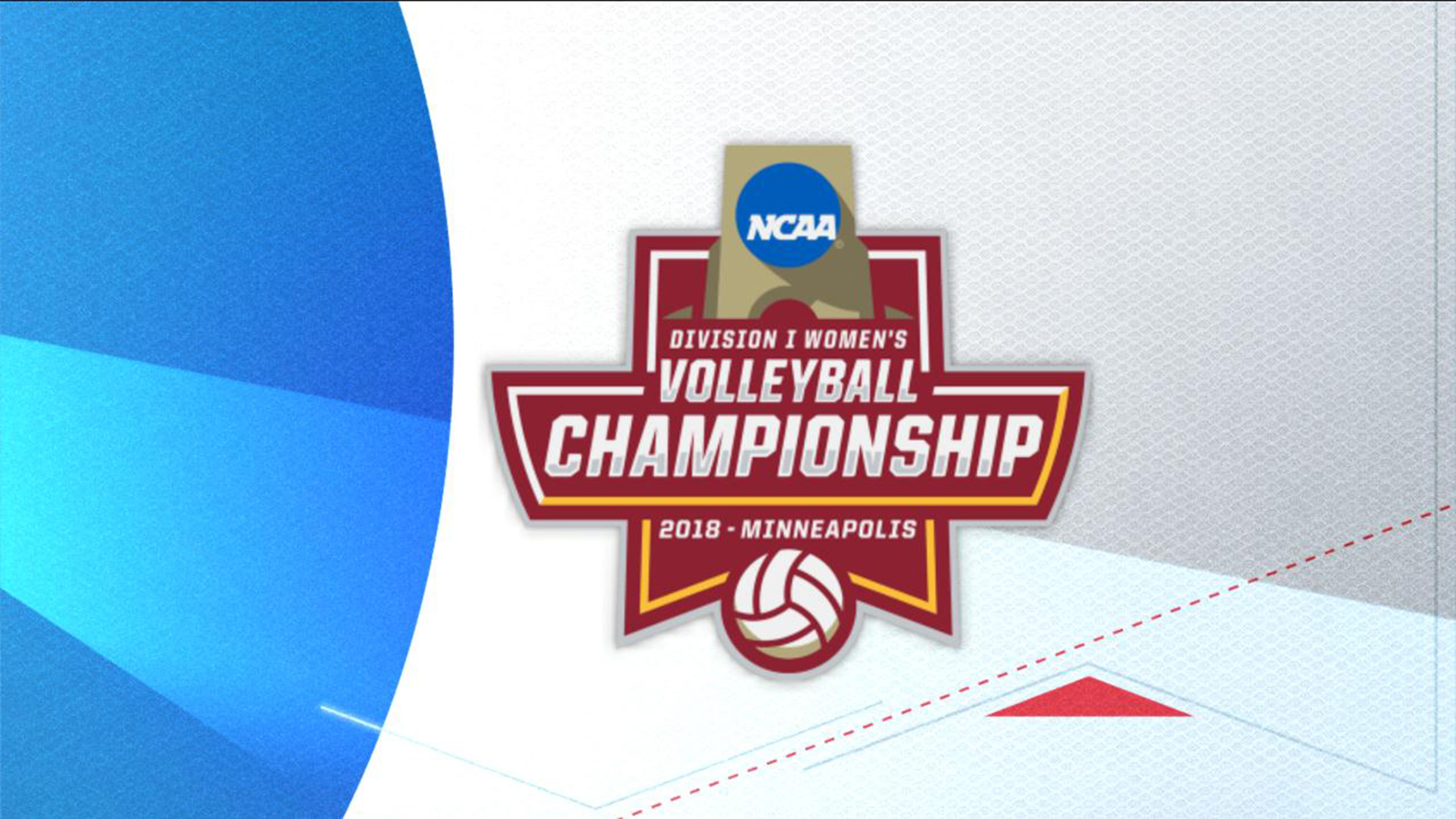 NCAA Women's Volleyball Tournament (Trophy Presentation)