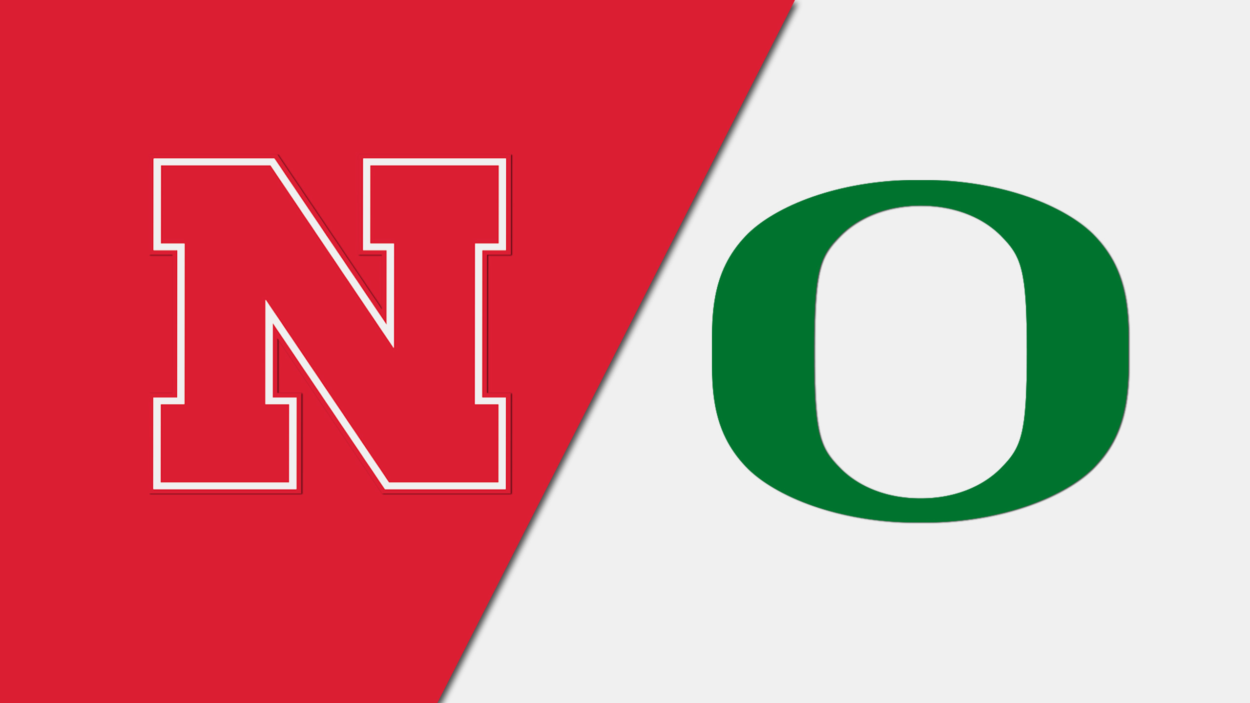 Nebraska vs. Oregon (Regional Final) (re-air)