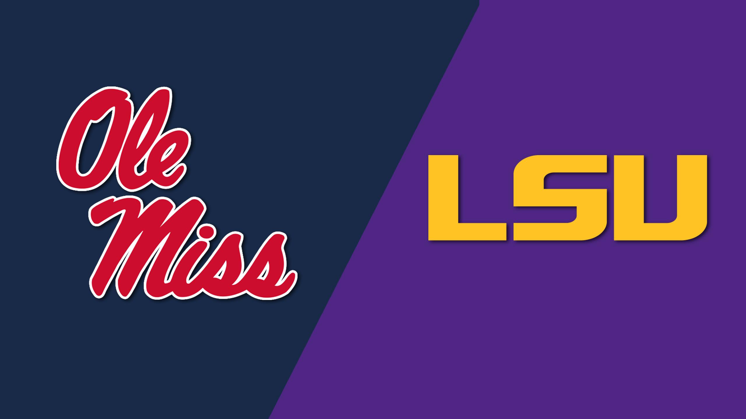 Ole Miss vs. LSU (W Soccer)