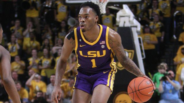 Alabama vs. #22 LSU (M Basketball)