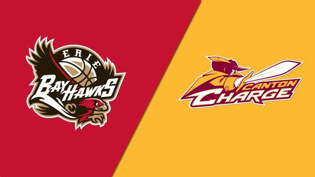 Erie BayHawks vs. Canton Charge