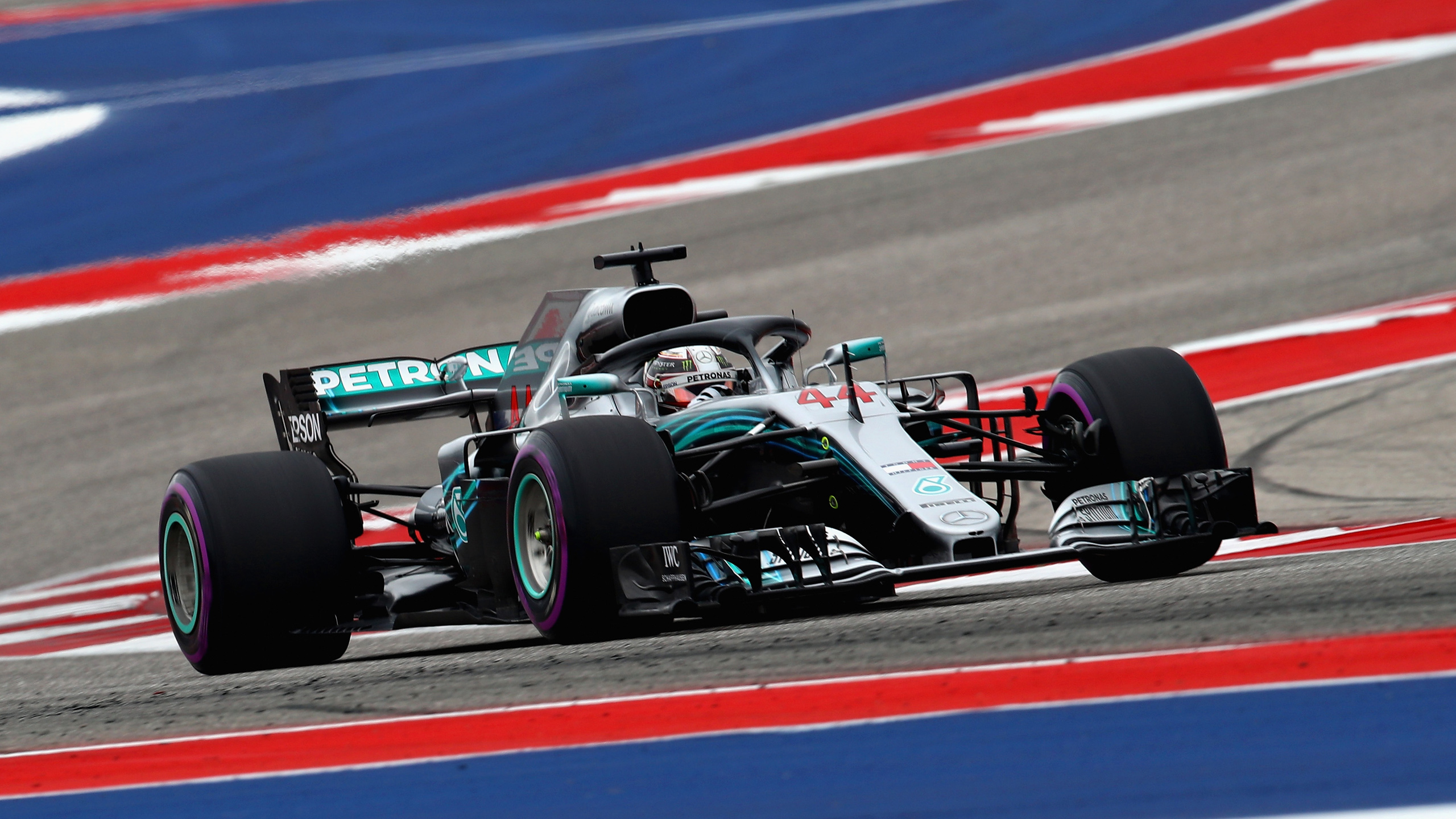 Formula 1 Pirelli United States Grand Prix Qualifying