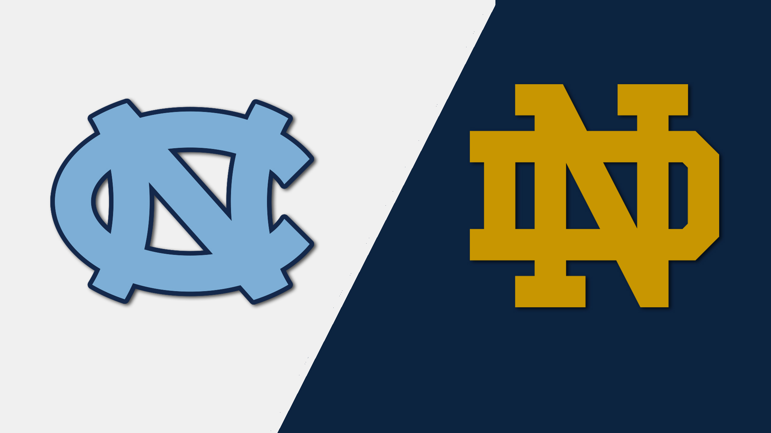 #3 North Carolina vs. #8 Notre Dame (M Soccer)