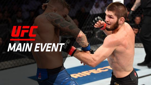 UFC Main Event: Khabib vs. Poirier