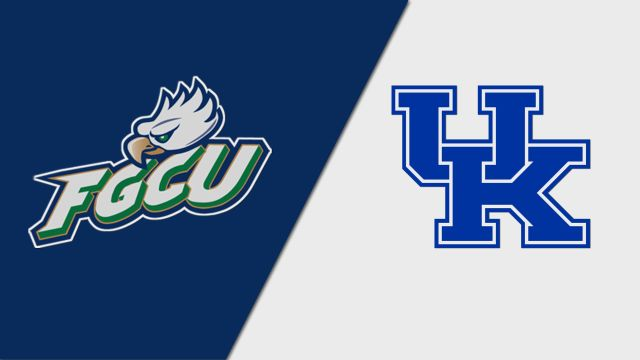 Florida Gulf Coast vs. #15 Kentucky (W Volleyball)