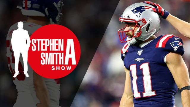Fri, 10/11 - The Stephen A. Smith Show Presented by Progressive