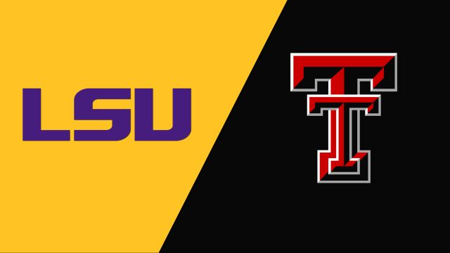 #10 LSU vs. Texas Tech (Site 16 / Game 6) (NCAA Softball Regionals)