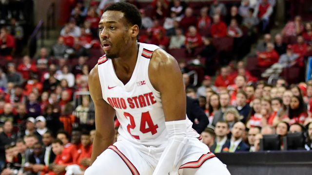 #23 Ohio State vs. Nebraska (M Basketball)