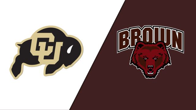 Colorado vs. Brown (Men's Semifinal #1)